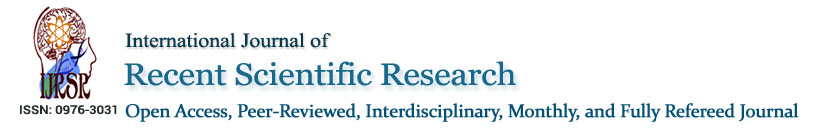 WELCOME TO IJRSR | International Journal of Recent